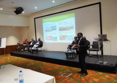 Industry Events: Africa - European Union Energy Partnership/Trade Delegation Panel