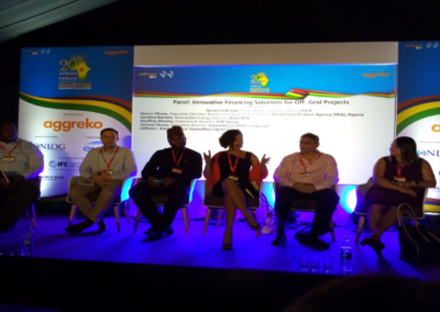 Industry Events – African Energy Week Mauritius