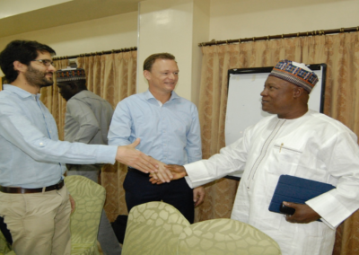 Transmission Company of Nigeria (TCN) Grid Connection Agreement Negotiations